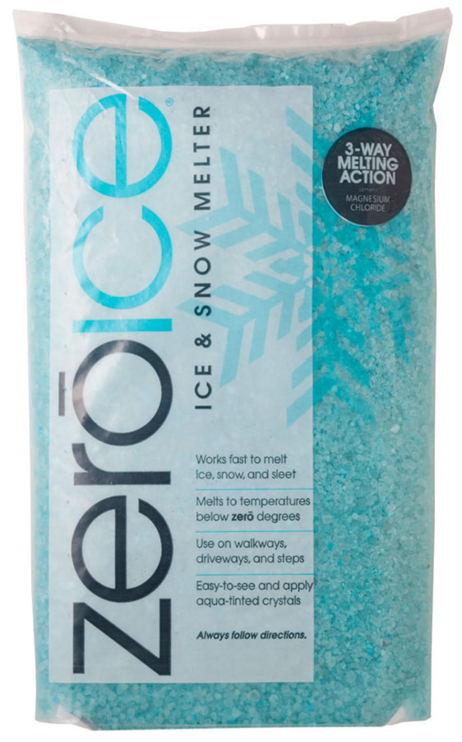 Howard Johnson Zero Ice & Snow Melter Bag 60ea/40 lb