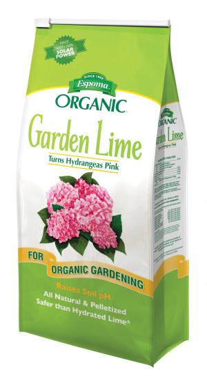 Espoma Organic Garden Lime Raises pH Natural 6ea/6.75 lb