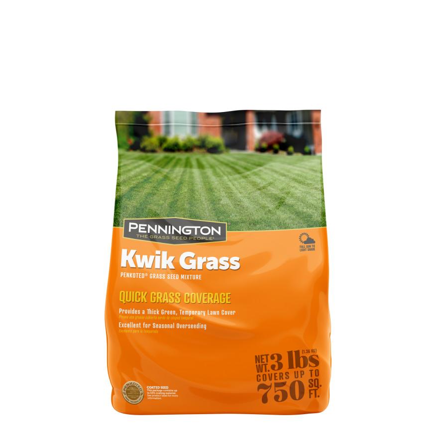 Pennington Kwik Grass Penkoted 8ea/3 lb