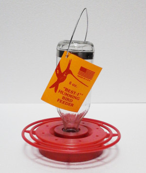 Best 1 Hummingbird Feeder Multi-Color 1ea/8 oz