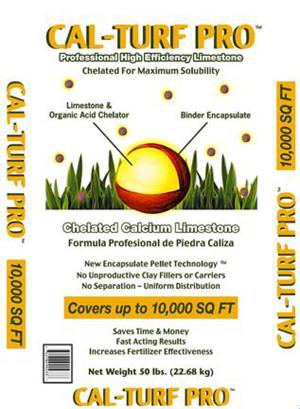 Oldcastle Cal-Turf Pro Chelated Calcium Limestone 1ea/50 lb