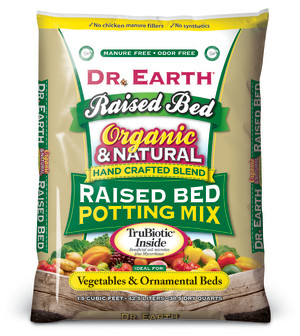 Dr. Earth Raised Bed Potting Mix 1ea/1.5 cu ft