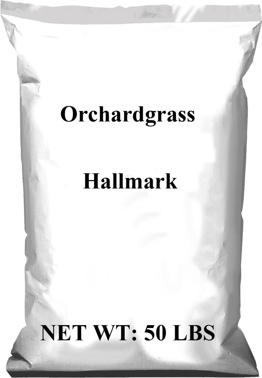 Pennington Orchardgrass Hallmark 1ea/50 lb