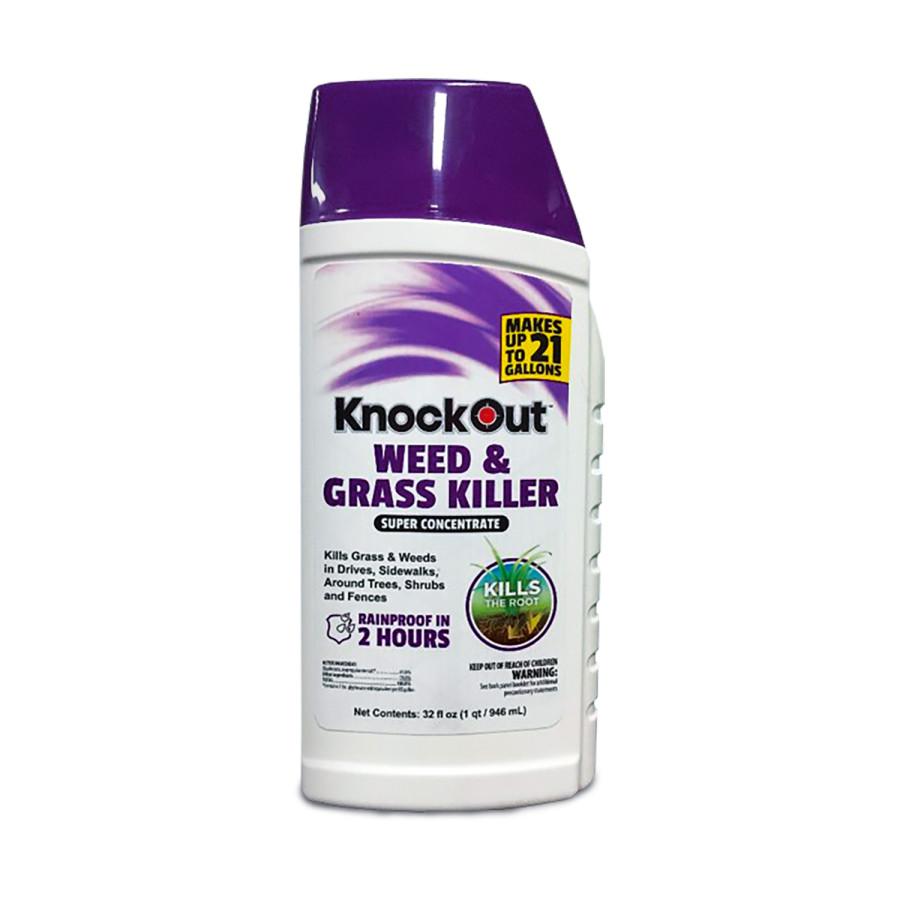 Knockout Weed & Grass Killer 41% Super Concentrate 12ea/32 oz