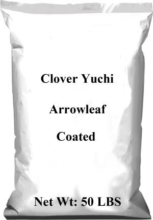 Pennington Clover Yuchi Arrowleaf Coated 1ea/50 lb
