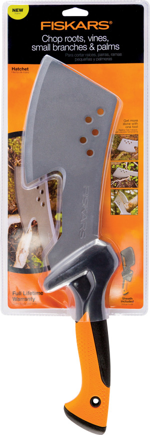 Fiskars Hatchet Axe with Sheath 1ea/9 in
