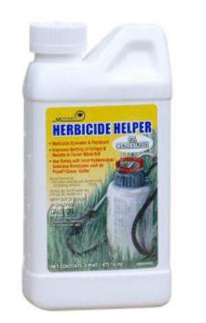 Monterey Herbicide Helper Crop Oil Concentrate Spreader and Penetrant Blue 12ea/8 oz