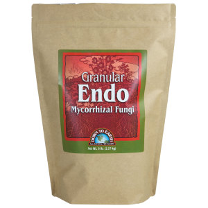 Down To Earth Endo Mycorrhizal Fungi Granules OMRI 5ea/5 lb