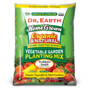 Dr. Earth Home Grown Vegetable Planting Mix Organic 60ea/1.5Cuft
