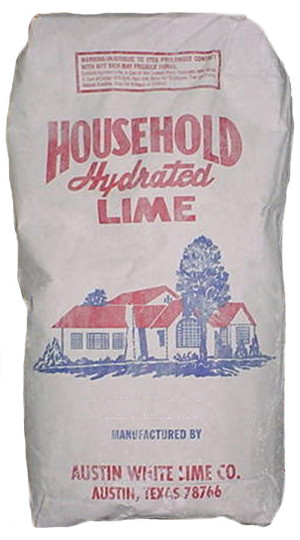 Austin Household Hydrated Lime 5ea/50 lb