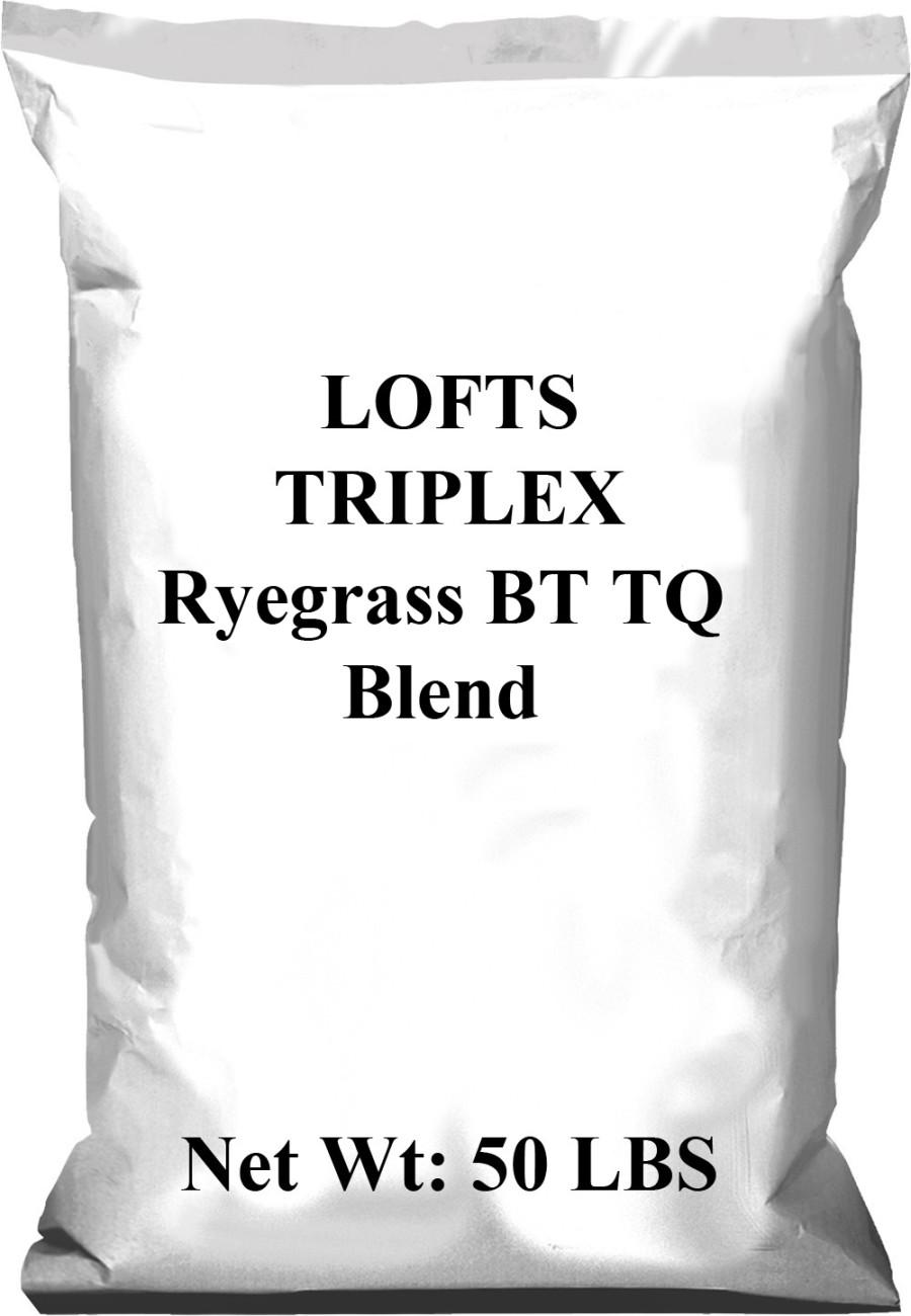 Pennington Lofts Triplex Ryegrass BT TQ Blend 1ea/50 lb