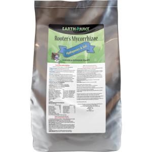 Earth Juice Rooters Mycorrhizae Mycorrhizal Fungi 4ea/8 lb