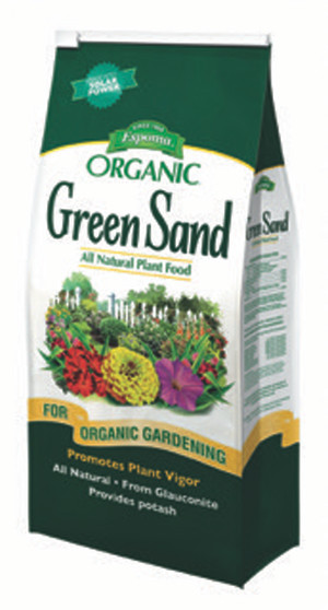 Espoma Organic Greensand All Natural Plant Food 0-0-0.1 1ea/36 lb