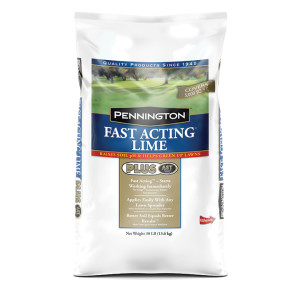 Pennington Fast Acting Lime II 1ea/30 lb