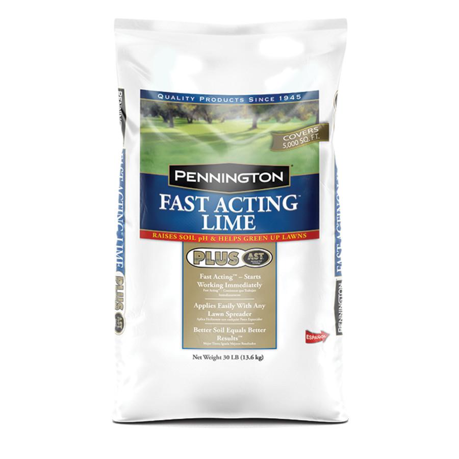 Pennington Fast Acting Lime II 1ea/30 lb
