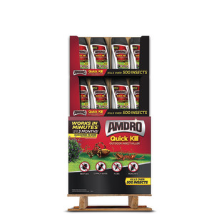 Amdro Quick Kill Outdoor Insect Killer Quarter Pallet 48ea/32 oz