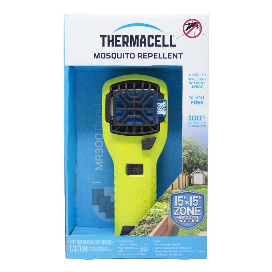 ThermaCELL Mosquito Repellent Hi-Vis Yellow 1ea