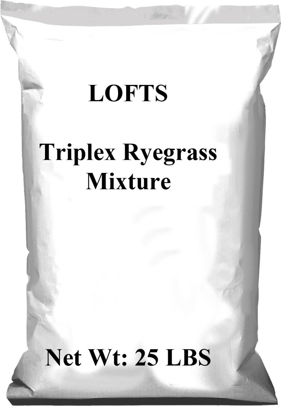 Pennington Lofts Triplex Ryegrass Mixture 1ea/25 lb
