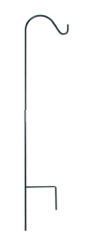 Panacea Single Shepherds Hook Black 12ea/36 in