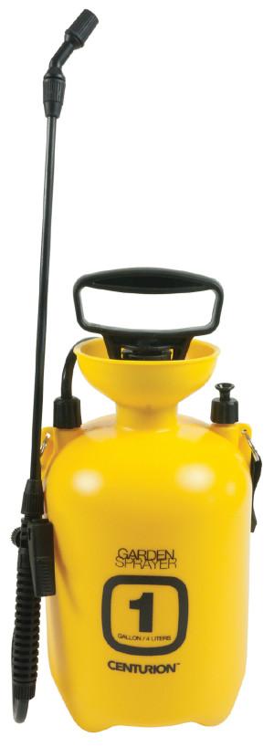 Centurion Garden Pressure Sprayer Yellow 6ea/1 gal