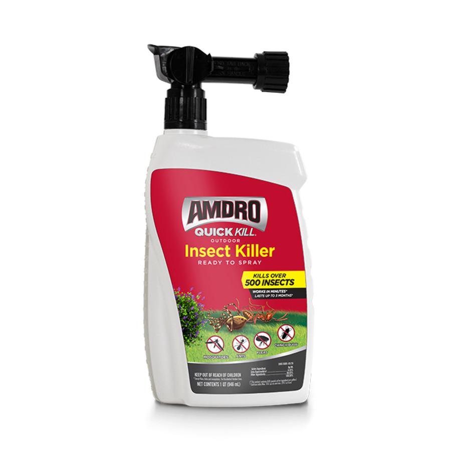 Amdro Quick Kill Outdoor Insect Killer Ready to Spray 6ea/32 oz
