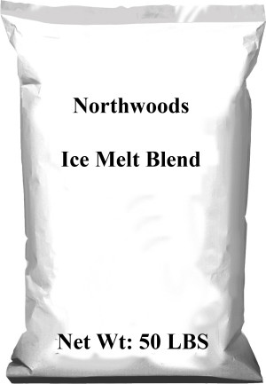 Northwoods Ice Melt HB 40ea/50 lb