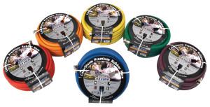 Dramm ColorStorm Premium Rubber Hose Assorted 6ea/5/8Inx50 ft