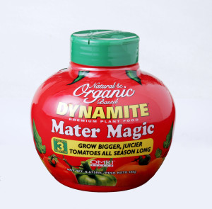 Dynamite Mater Magic Plant Food Natural & Organic 8-5-5
