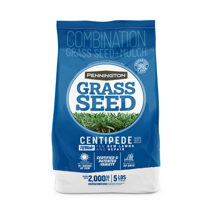 Pennington Centipede TifBlair Penkoted Grass Seed & Mulch 48ea/5 lb