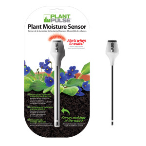 Plastair Plant Pulse Plant Moisture LED Sensor White 6ea