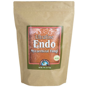 Down To Earth Ultrafine Endo Mycorrhizal Fungi OMRI 5ea/5 lb