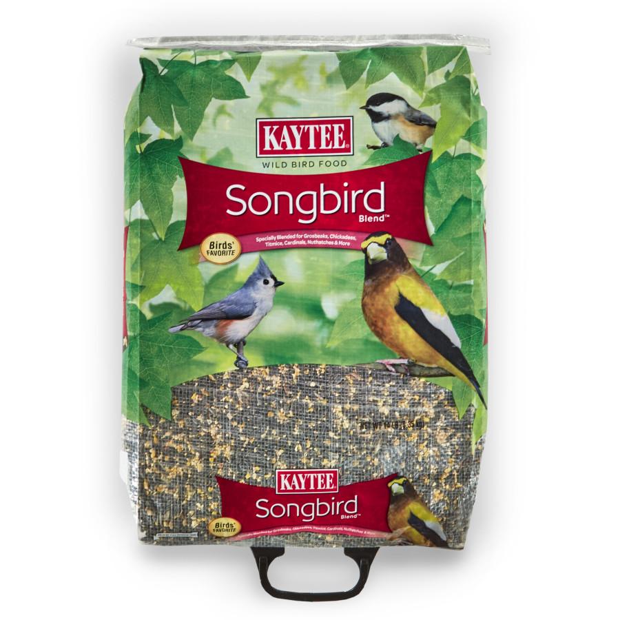 Kaytee Songbird Blend Food Bag 1ea/14 lb