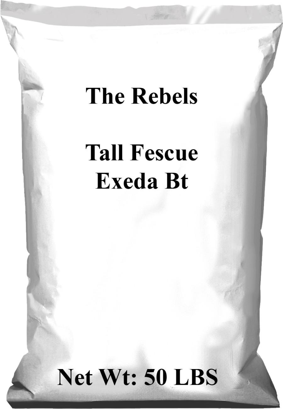 Pennington The Rebels Tall Fescue Exeda BT 1ea/50 lb