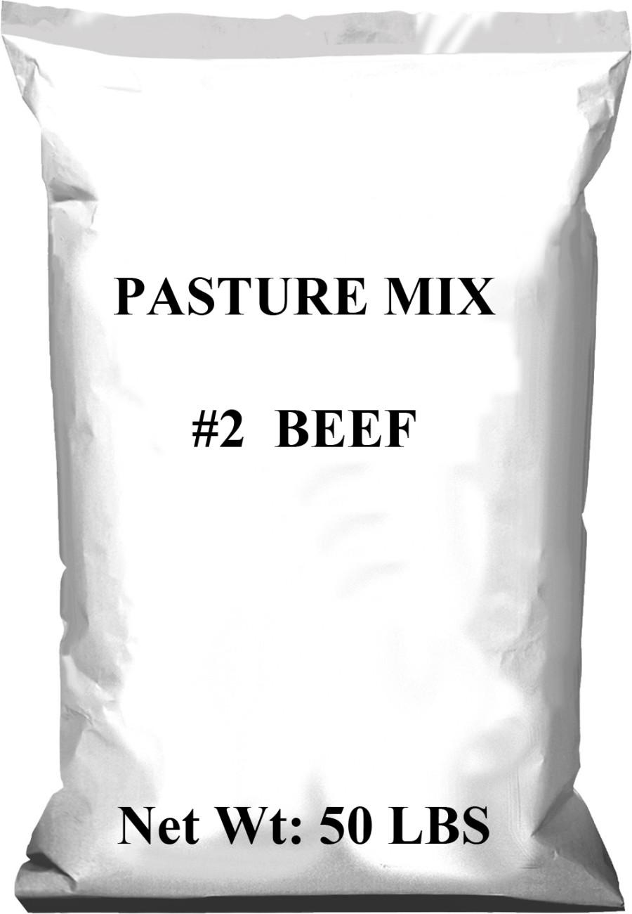 Pennington Pasture Mix #2 Beef 1ea/50 lb