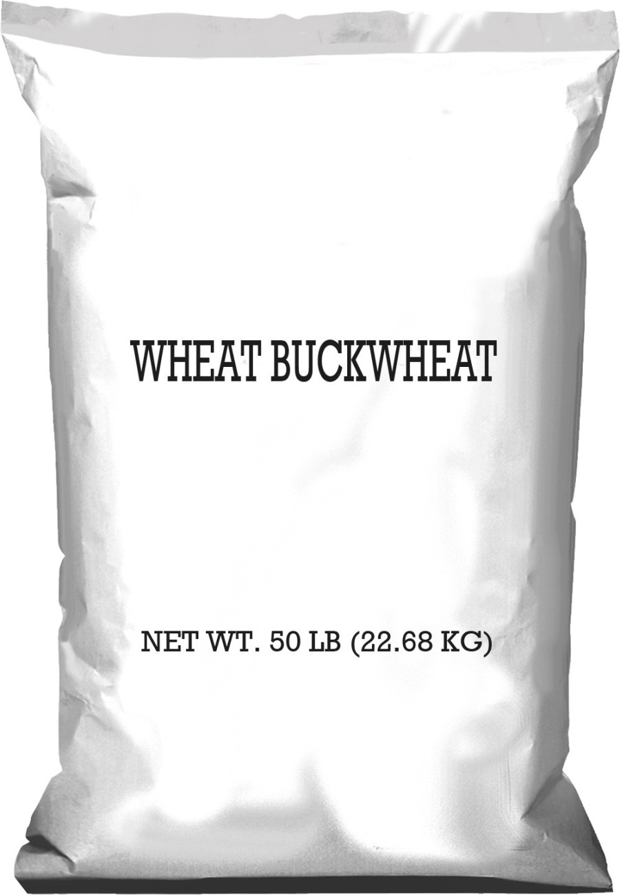 Pennington Wheat Buckwheat 1ea/50 lb