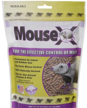 RatX MouseX Pellets Mouse Control 12ea/8 oz