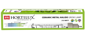 Hortilux Ceramic Metal Halide Grow Lamp 12ea/315 W