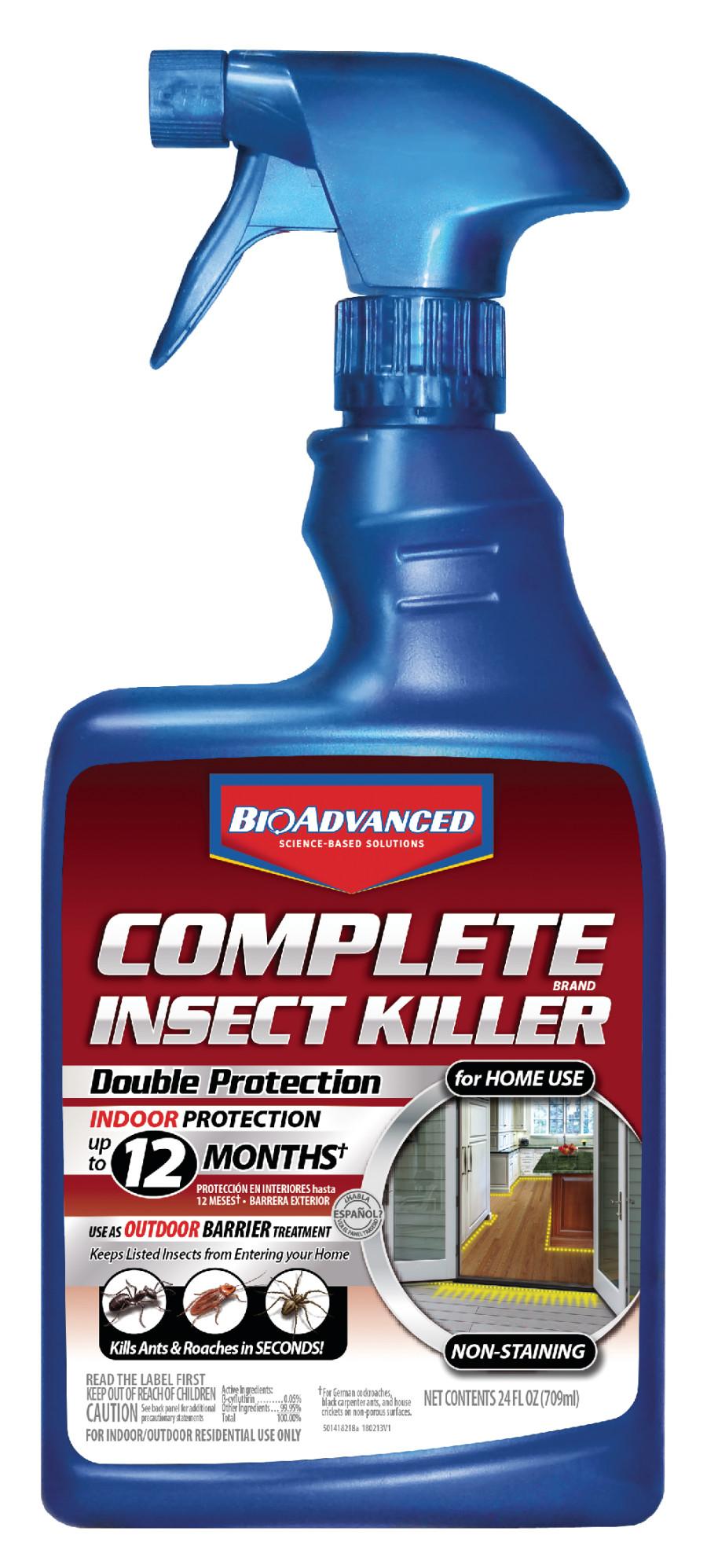 BioAdvanced Complete Home Pest Control Ready to Use 12ea/24 fl oz