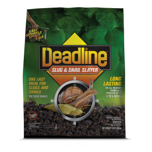 Deadline Slug & Snail Slayer Bait Mini Pellets 3ea/3 lb