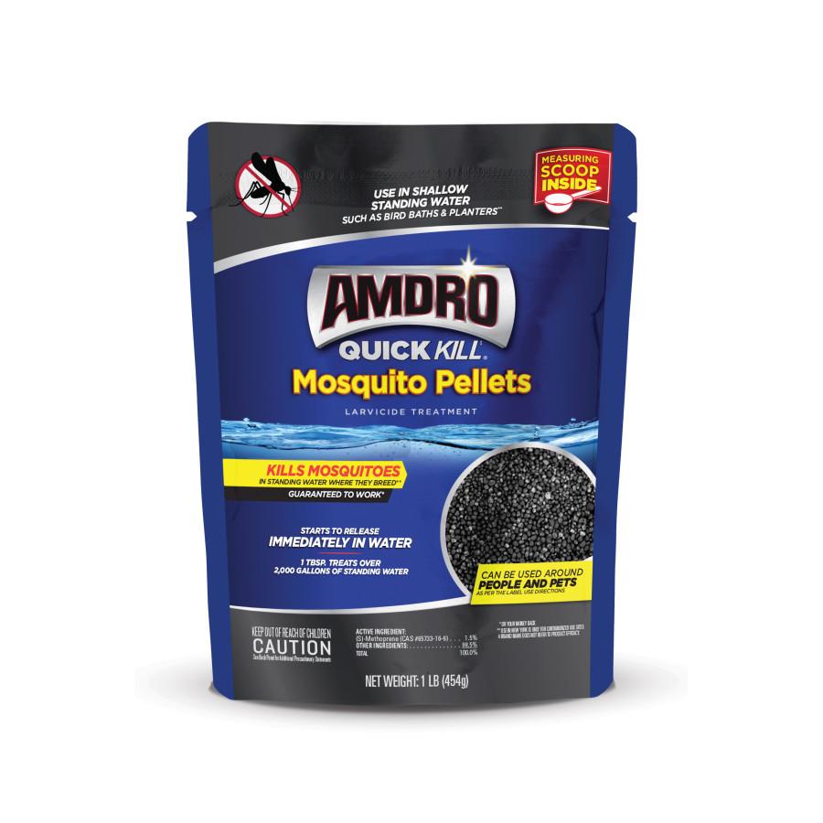 Amdro Quick Kill Mosquito Pellets 6ea/1 lb