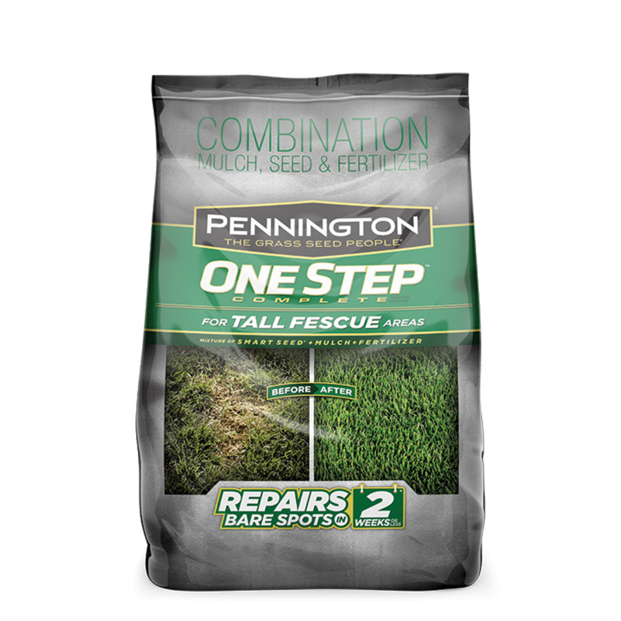 Pennington One Step Complete Tall Fescue Mulch Smart Seed 6ea/8.3 lb