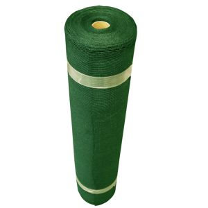 Coolaroo 50% UV Block Shade Fabric Roll Forest Green 1ea/12Ft X 50 ft