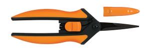 Fiskars Non-Stick Micro-Tip Pruning Snips 6ea/1 pk