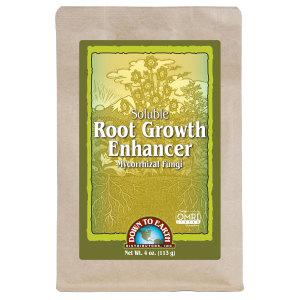 Down To Earth Root Growth Enhancer Mycorrhizal Fungi Soluble OMRI 12ea/4 oz