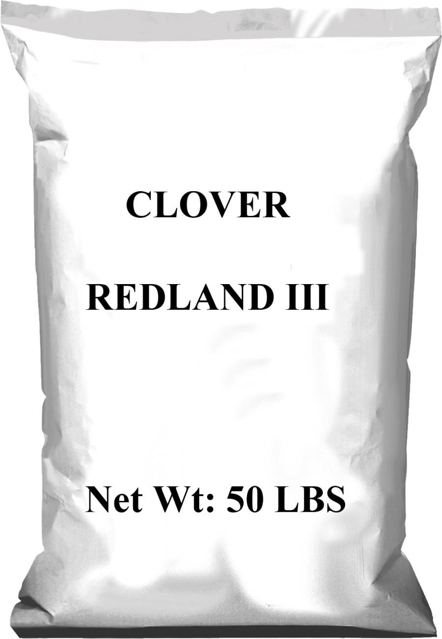 Pennington Clover Redland III 1ea/50 lb