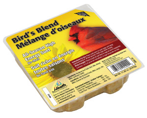 Heath Outdoor Products High Energy Birds Blend Suet Cakes 12ea/11.25 oz