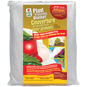 Easy Gardener Plant Frost Protection Blanket White 12ea/10Ftx12 ft