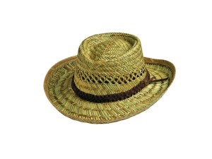 Goldcoast Sunwear Rush Gambler Hat Natural Natural 6ea/One Size