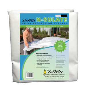 DeWitt N-Sulate Frost Protection Blanket White 6ea/12Ftx10 ft