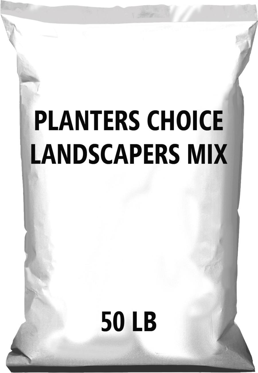 Pennington Planters Choice Landscapers Mix 1ea/50 lb